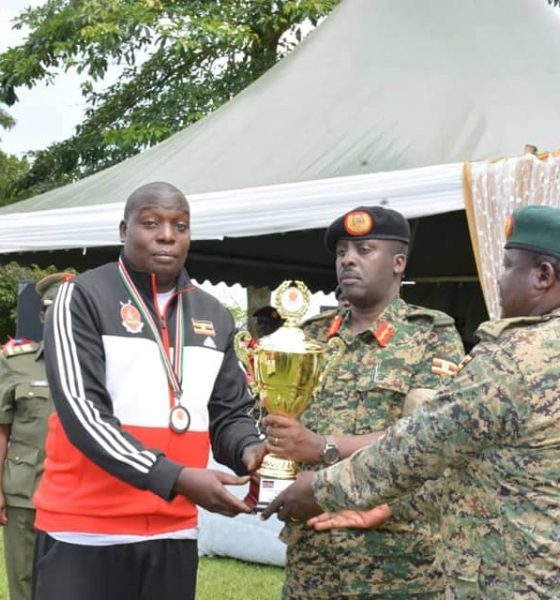 Gen Muhoozi hails UPDF for excelling in EAC Military Games